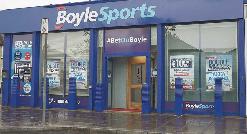 BoyleSports Becomes Biggest Ireland Bookie