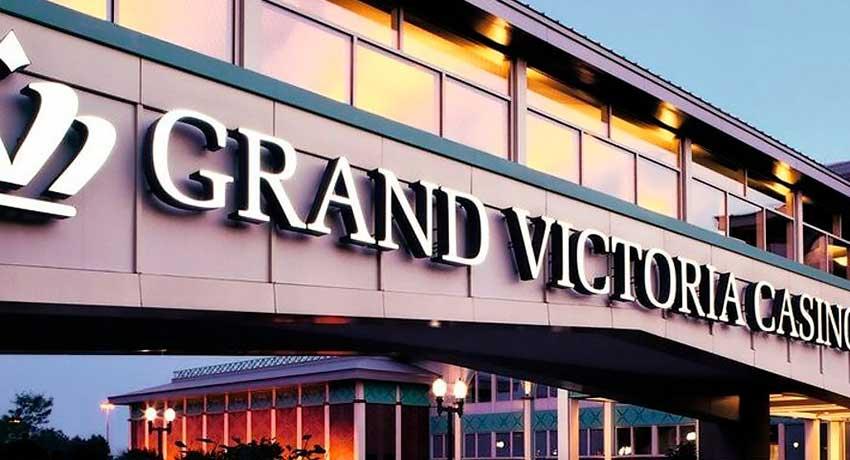 Grand Victoria Casino Opens Third Illinois Sportsbook