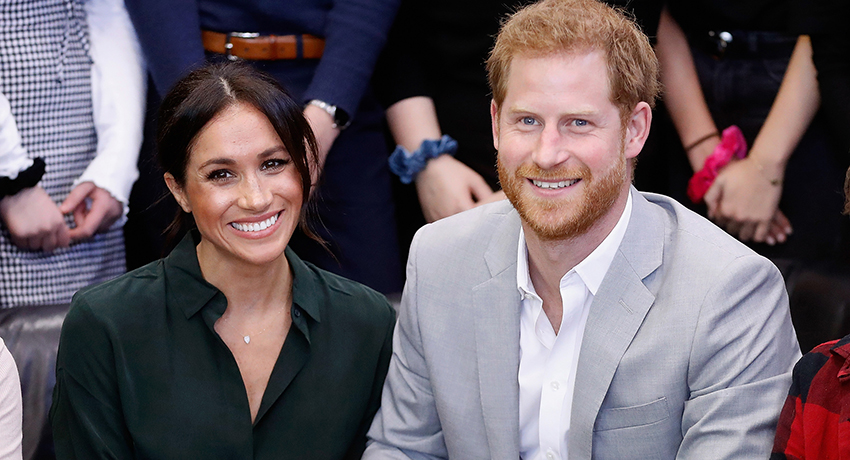 Bookie Picks Meghan Markle Baby Name