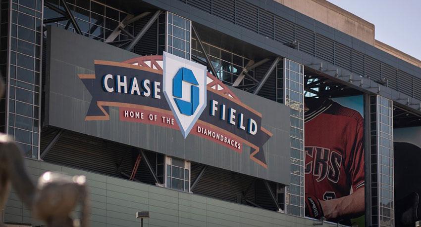 Diamondbacks Partners with Caesars for Chase Field Sportsbook